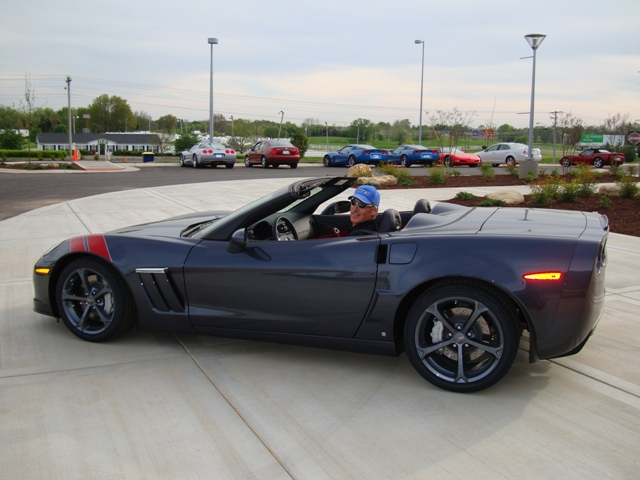 Official C6 Corvette Registry 2010 Corvette Grand Sport
