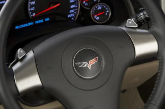 What is C6 Auto Paddle shift?